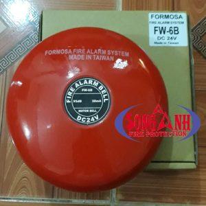 chuông báo cháy Formosa FW-6B 12-24vDC