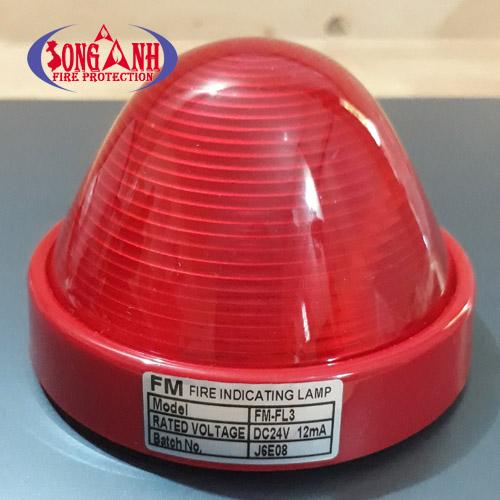 đèn báo cháy FM-FL3