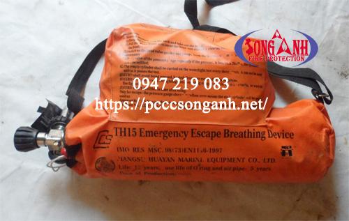 thiết bị thở cấp cứu EEBD