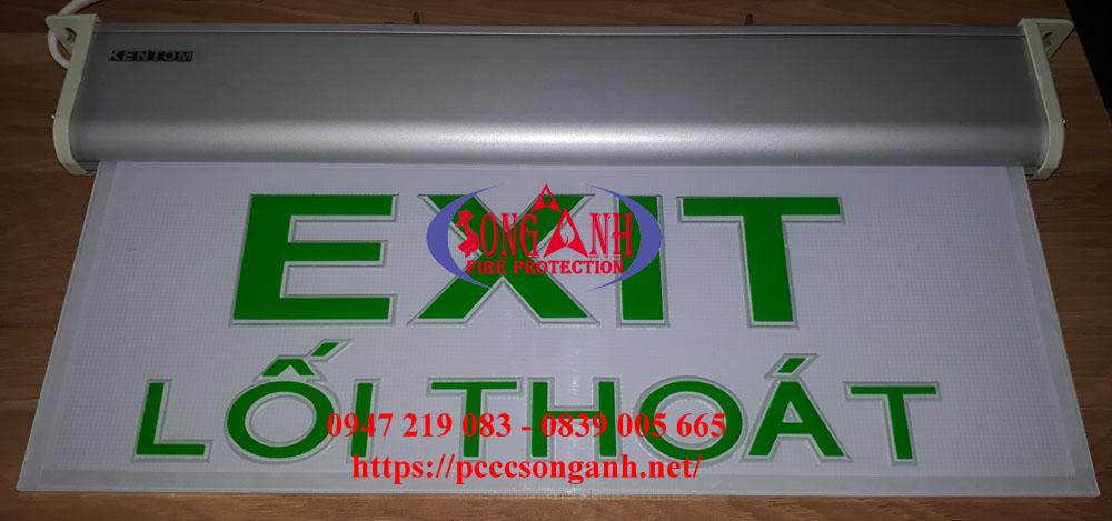 đèn exit kentom KT650