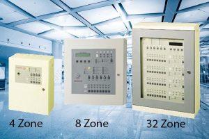 Tủ điều khiển báo cháy trung tâm HORING AH-03312